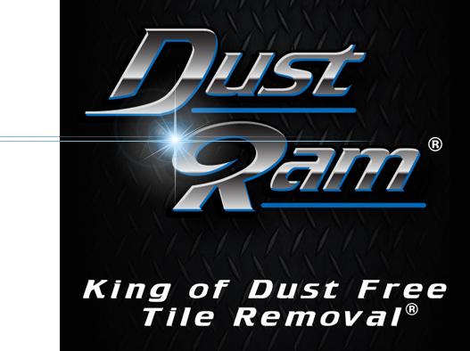 dustram dustfree tile removal in houston